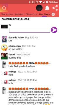 Chat y Amistad screenshot 5
