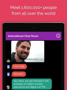 Anonymous Chat Rooms, Meet New People – Anti screenshot 11