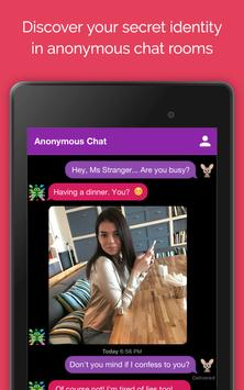 Anonymous Chat Rooms, Meet New People – Anti screenshot 5