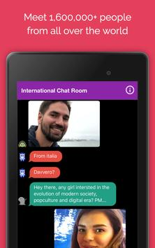 Anonymous Chat Rooms, Meet New People – Anti screenshot 6
