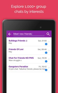 Anonymous Chat Rooms, Meet New People – Anti screenshot 7