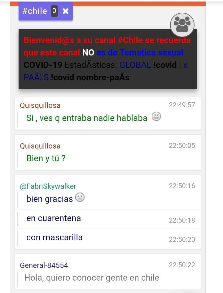Chat de Chile for Android - APK Download
