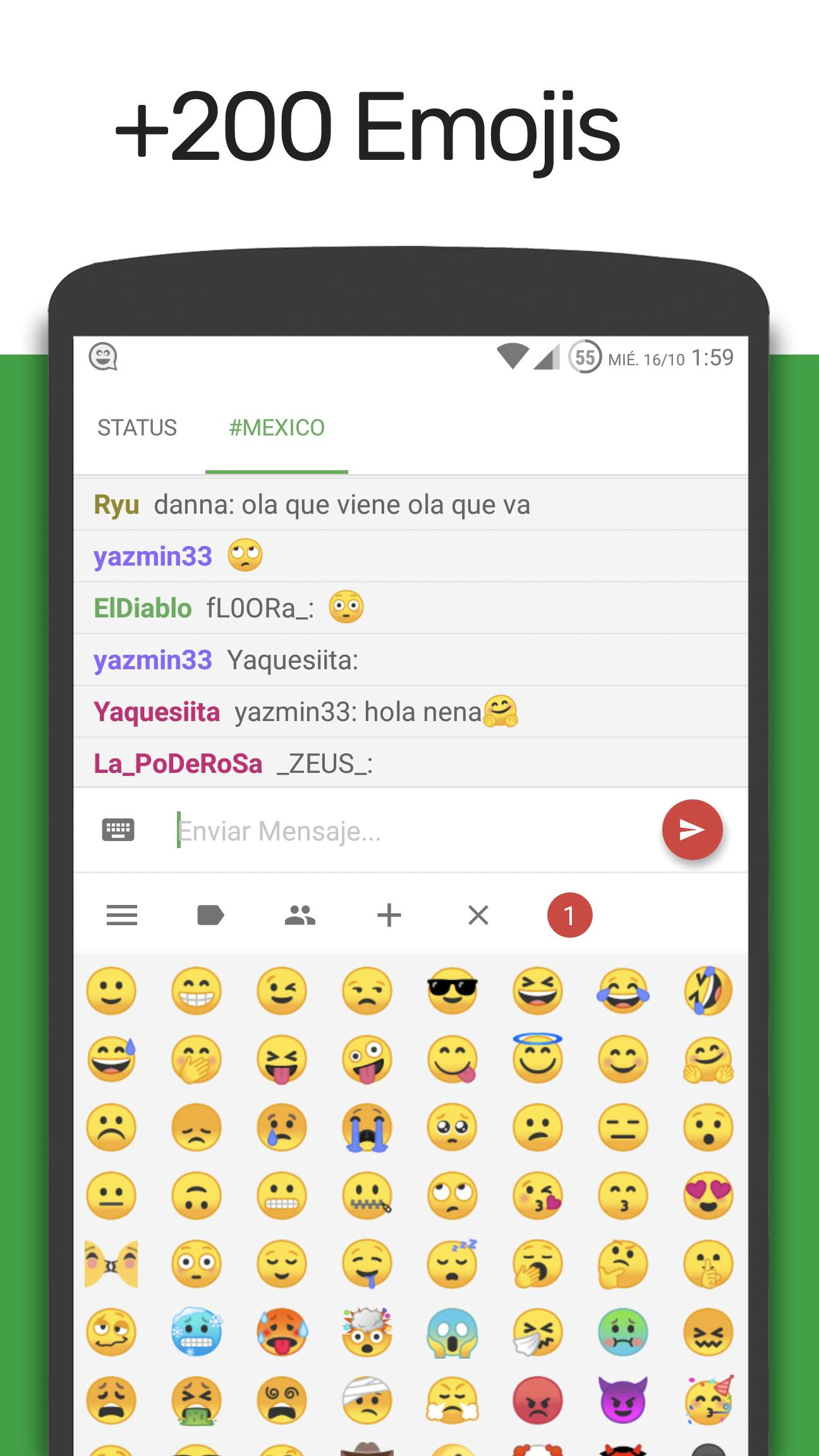 Chat latino mexico Chat México