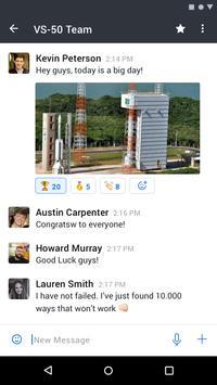 Rocket.Chat screenshot 1