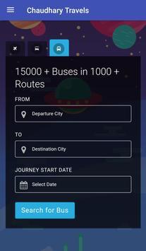 Chaudhary Travels screenshot 2