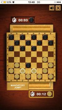 Checkers Draughts - board game screenshot 1