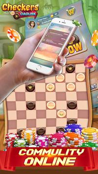 Checkers Online - Ciaolink