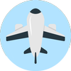 Cheap air tickets to India icon