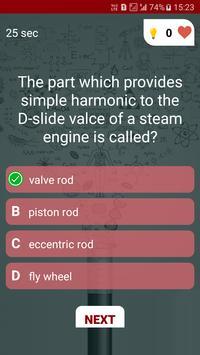 Chemistry Quiz screenshot 4