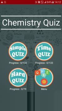 Chemistry Quiz poster