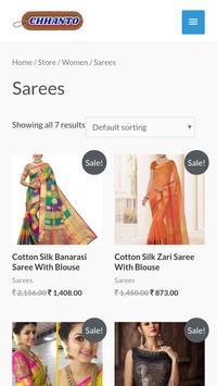 Chhanto - Clothing Store screenshot 4