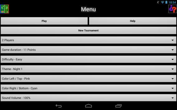 Tennis Classic HD2 screenshot 19