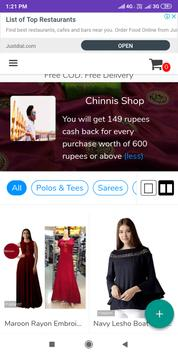 Chinnis Shop by Shiva poster