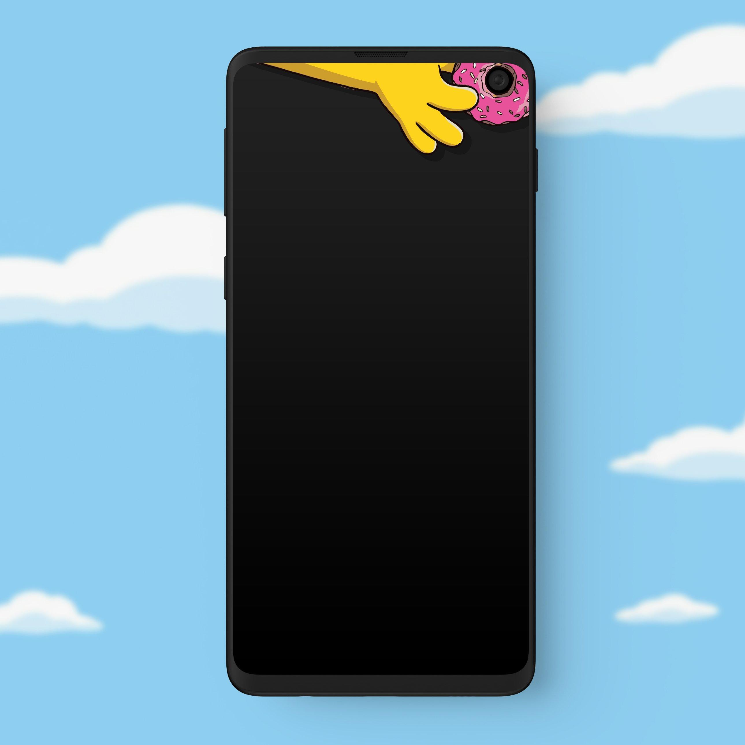 Galaxy S10 Hole Punch Wallpapers For Android Apk Download