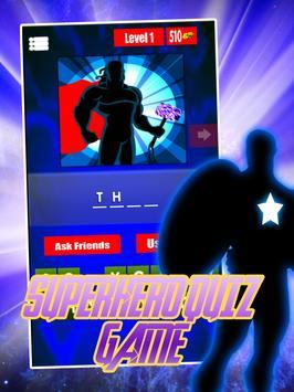 Guess Any SuperHeroes Comics ? screenshot 1