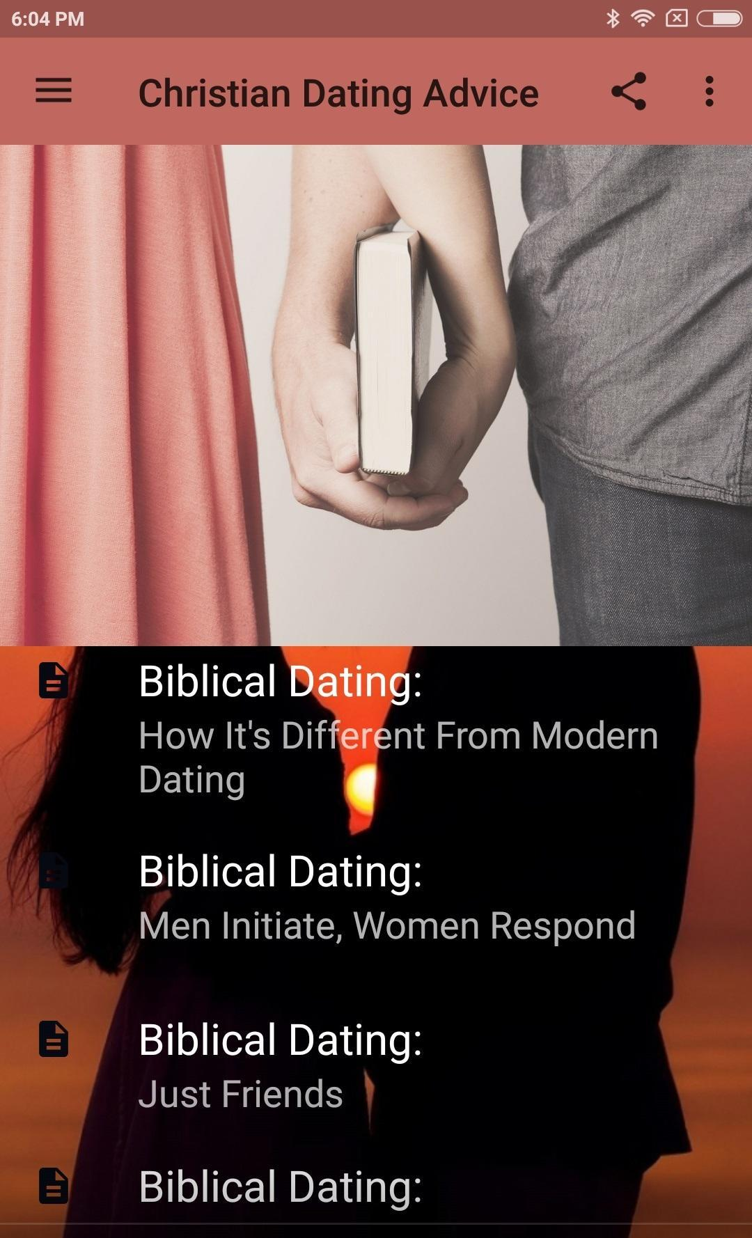christian dating advice young adults