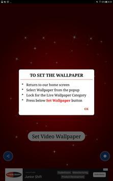 Christmas Live Wallpaper - Amazing Wallpaper screenshot 6