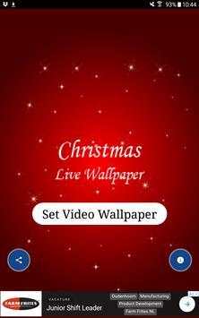 Christmas Live Wallpaper - Amazing Wallpaper screenshot 7