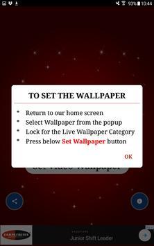 Christmas Live Wallpaper - Amazing Wallpaper screenshot 8
