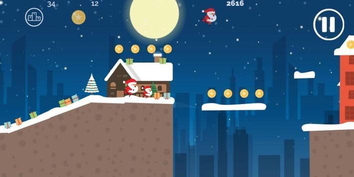 Christmas Santa Run poster