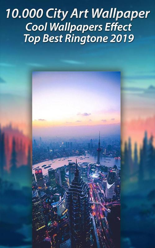 City Art Wallpaper Theme Best Ringtone Free For Android Apk Download
