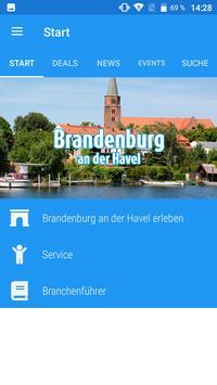 Brandenburg an der Havel poster