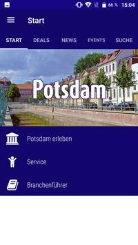 Potsdam poster