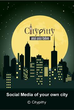 Citypitty poster