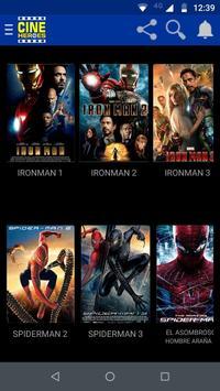 Cine Heroes imagem de tela 1