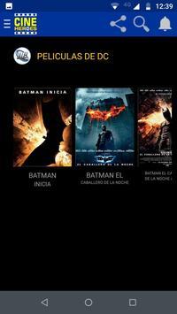 Cine Heroes imagem de tela 2