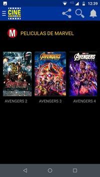 Cine Heroes imagem de tela 3