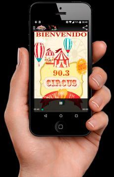 CIRCUS FM ポスター