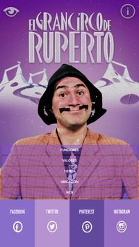 El Gran Circo De Ruperto poster