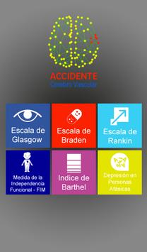 Accidente CerebroVascular Cartaz