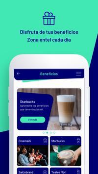 Entel Empresas screenshot 2