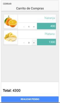 Frutipal screenshot 1