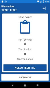 Ifop Registro de actividad diaria screenshot 2