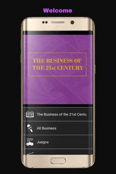 The Business of the 21st Century poster