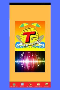 Rádio Transamérica FM ao Vivo poster