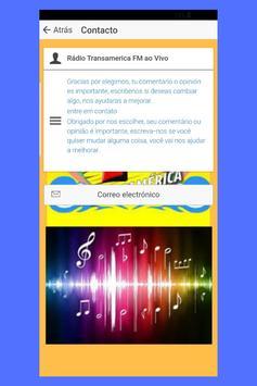 Rádio Transamérica FM ao Vivo screenshot 5