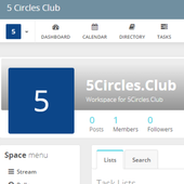 5 Circles Club icon