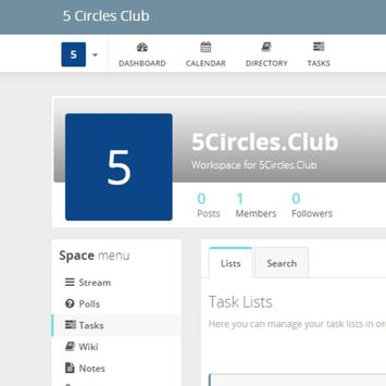 5 Circles Club screenshot 2