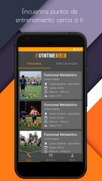 GymTime Club screenshot 1