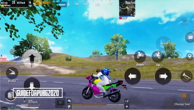 Tips for PUDG Mobile Battleground 2020 Guide screenshot 1