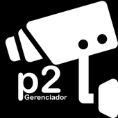 P2 IP Camera Gerenciador Residencial icon