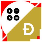 Math DogeFaucet icon