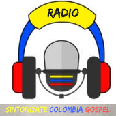 Radio Sintonizate Colombia Gospel - Gratis icon