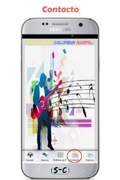 Radio Sintonizate Colombia Gospel - Gratis screenshot 21