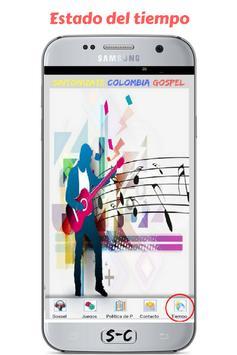 Radio Sintonizate Colombia Gospel - Gratis screenshot 23