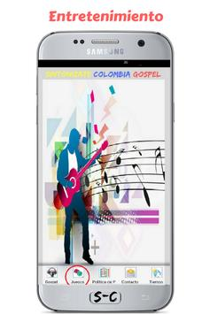 Radio Sintonizate Colombia Gospel - Gratis screenshot 3